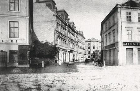 Улица Ягеллонская